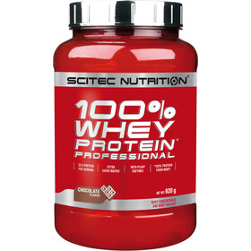 SCITEC 100% Whey Protein Professionell Powder 920g Chocolate